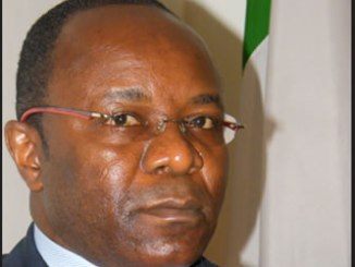 Kachikwu keeps mum after meeting with Buhari in Aso Rock