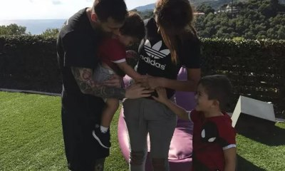 messi baby 3