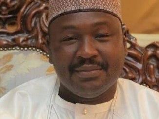 Ibrahim Idris impregnated serving female police officer
