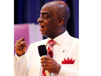 Oyedepo reveals what God told him about Nigeria's breakup