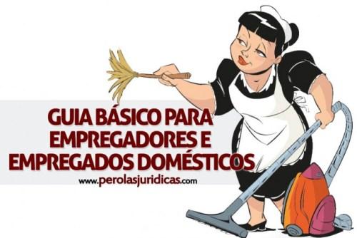 guia básico para empregadores e empregados domésticos