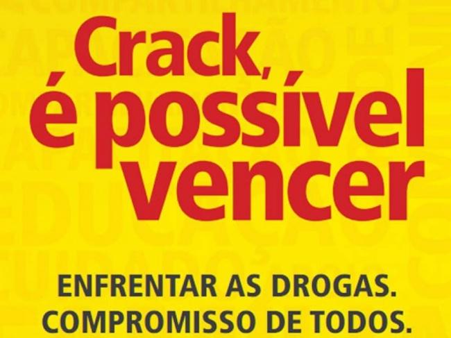 possivel vencer o crack