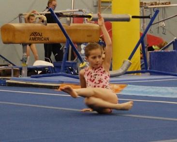Teddy Bear 2010 Floor Dance Move - Level 4