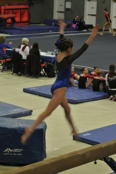 BSU Open 2012 Beam Leap - Level 5
