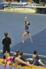 Idaho State Championships 2013 Floor Pose - Level 6