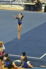 Idaho State Championships 2013 Floor Jump - Level 6