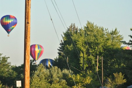 Saturday Balloon Launch 09