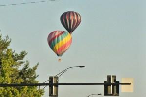 Saturday Balloon Launch 20