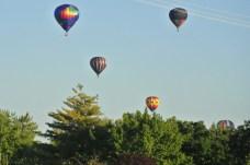 Saturday Balloon Launch 23