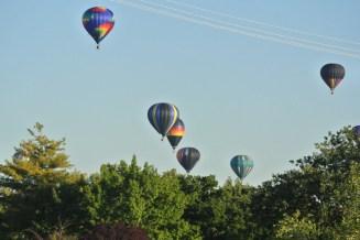 Saturday Balloon Launch 25