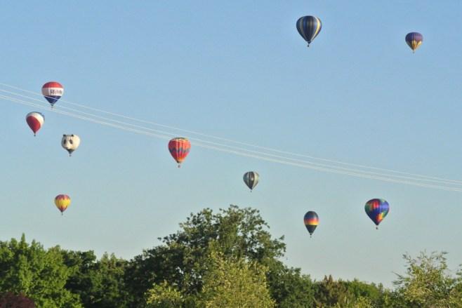 Saturday Balloon Launch 28