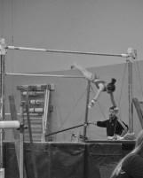 Intrasquad Meet 2013 Bars - Level 7 - Spot the landing