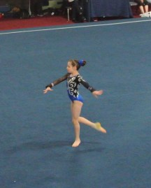 Judges' Cup 2014 Floor Dance Move - Level 7