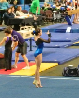 Gem State Invitational 2015 Floor Opening Dance Move - Level 7