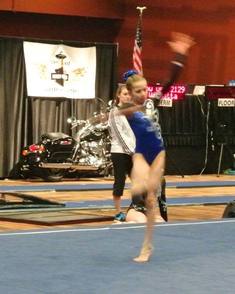 Battle in Bellevue 2015 Floor Turn - Level 7
