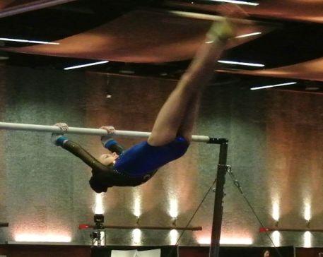 Battle in Bellevue 2015 Bars Tap Swing - Level 7