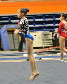 BSU Open 2015 Floor Leap Series - Level 7