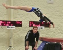 Queen of Hearts Invitational 2015 Vault 2 Flight - Level 7