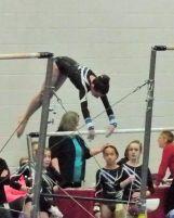 Idaho State Championships 2016 Bars Pirouette - Level 8