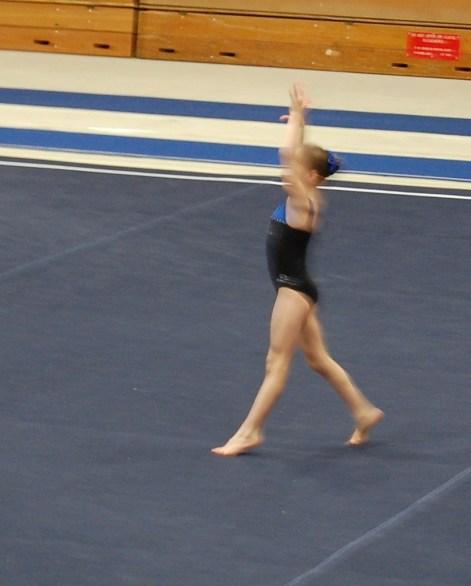 BSU Open 2011 Floor Dance - Level 4
