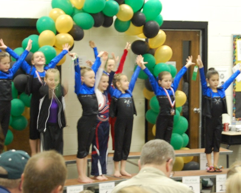 Pot of Gold Invitational 2011 Vault Awards - Level 4