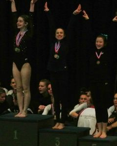 Idaho State Championships 2017 Floor Awards - Third Place - Level 8
