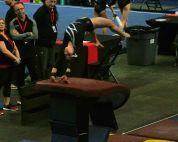 Region 2 Championships 2017 - Yurchenko - Level 8