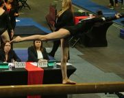 Region 2 Championships 2017 - Beam Connecting to Back Handspring - Level 8