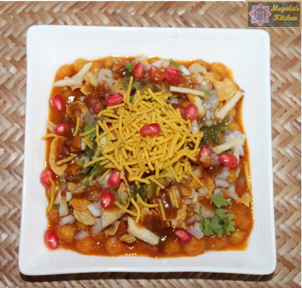 chaat3 Cornflakes Chaat