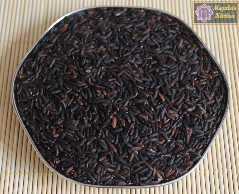 kavuni-arisi Black rice Pudding