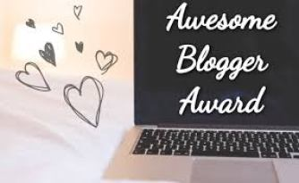 awesome The Awesome Blogger Award