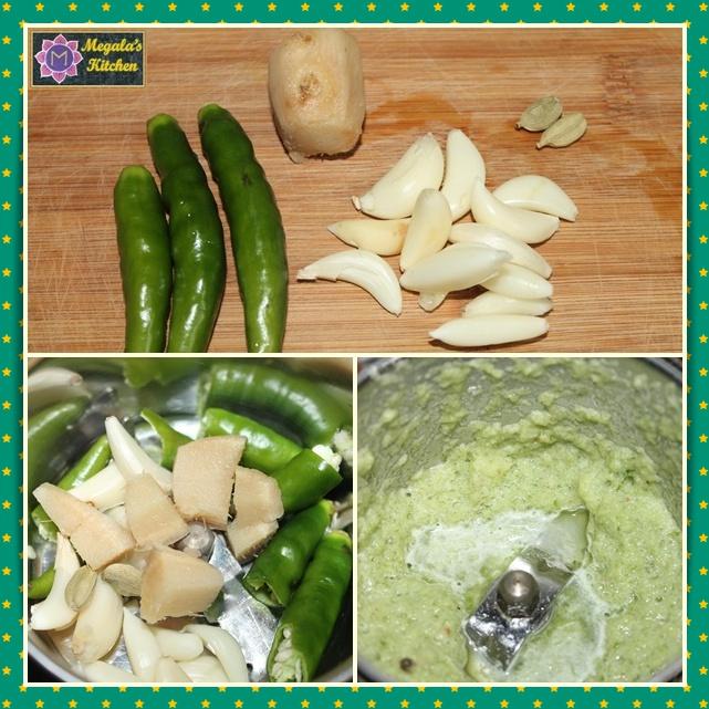 gmm-2 Cauliflower peas masala