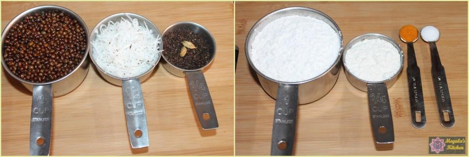 munthrikothu-ingr Deepavali Dumplings