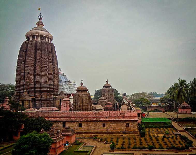 puri-temple Chhena Poda