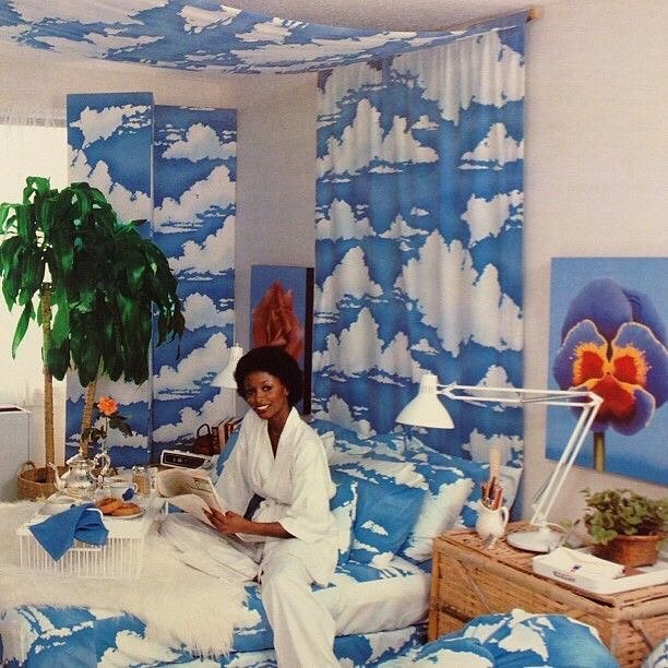 Overdecorated Spaces /That Room is Extra AF: A Look Back At 1970s City Dwellers Through Apartment Life Magazine