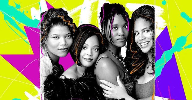 Things That Are Great: Living Single. It is streaming on @hulu and it's legit bringing nightly nineties joy minus the sexism and racism into the lives of @williedictionary & I. I missed these women so much and while yes, I was watching @queenlatifah instead of the Emmy's last night I stand by my choice