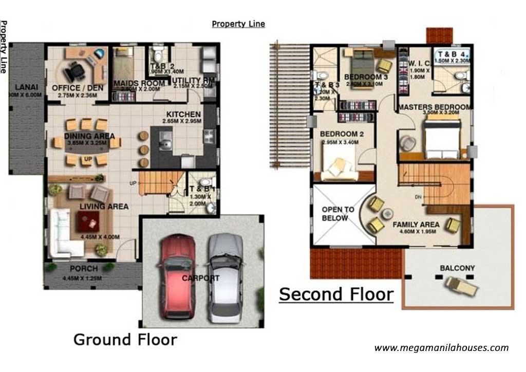 lladro-at-citta-italia-luxury-homes-for-sale-in-citta-italia-bacoor-cavite-floorplan