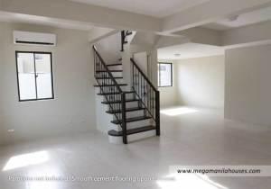 Designer Series 142 at Citta Italia - Luxury Homes For Sale in Citta Italia Bacoor Cavite Turnover Dining Area