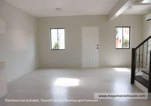 Designer Series 142 at Ponticelli - Luxury Homes For Sale in Ponticelli Bacoor Cavite Living Area