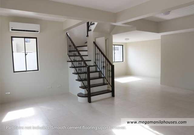 Designer Series 211 at Citta Italia - Luxury Homes For Sale in Citta Italia Bacoor Cavite Turnover Dining Area