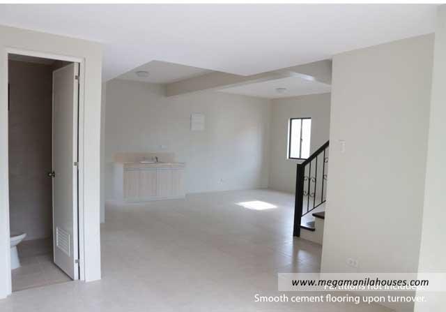 Designer Series 211 at Citta Italia - Luxury Homes For Sale in Citta Italia Bacoor Cavite Turnover Ktichen Area