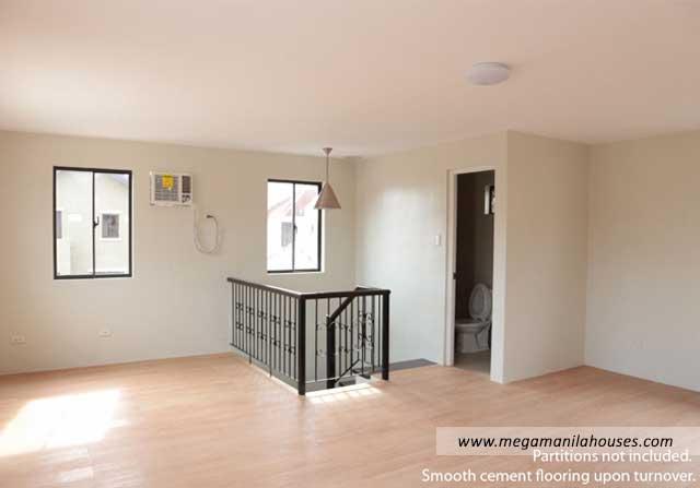 Designer Series 97 at Citta Italia - Luxury Homes For Sale in Citta Italia Bacoor Cavite Turnover Bedroom