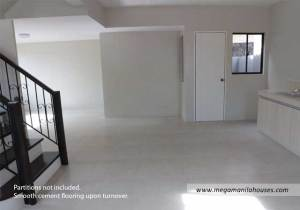 Designer Series 97 at Ponticelli - Luxury Homes For Sale in Ponticelli Bacoor Cavite Kitchen Area