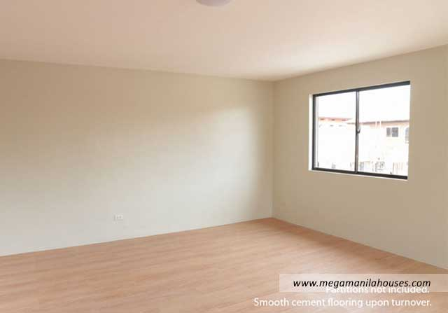 Designer Series 97 at Ponticelli - Luxury Homes For Sale in Ponticelli Bacoor Cavite Bedroom