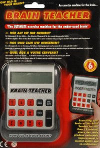 Brain teacher