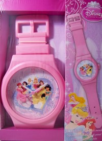 Disney Horlogeklok Princess