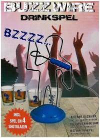 Buzz Wire drinkspel