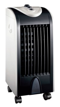 Mobiele Aircooler - Black Ice - 3in1