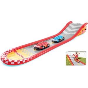 Intex Racing Fun Glijbaan - 560cm