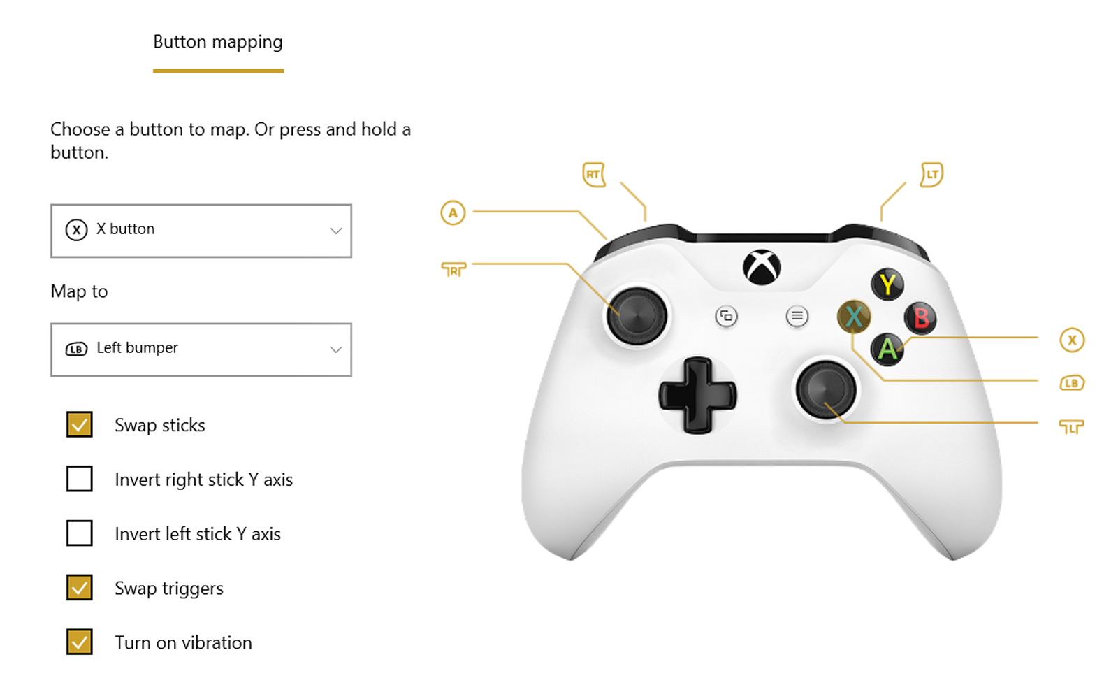 Modded Xbox One Rapid Fire Controller